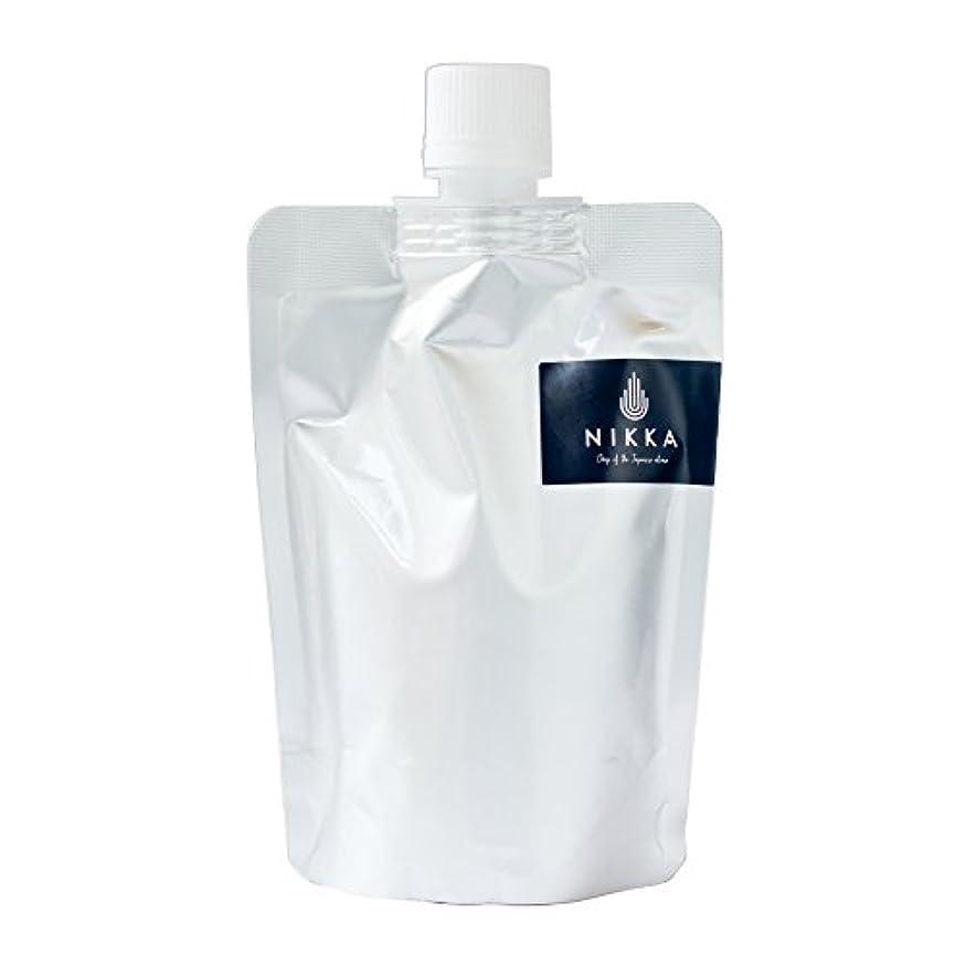 ミリメーター巨人のどNIKKA エッセンシャルオイル希釈液 ひのきしずく (パウチ詰替150ml)