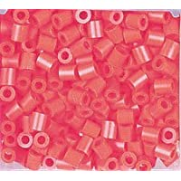 Perler Beads 1,000 Count-Hot Coral by Perler