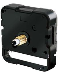 誠時(セイジ) 掛け時計用 スタンダードタイプ クォーツ ムーブメント (文字盤の厚さ六角ナット5mm 丸ナット7mmまで対応) SP-300