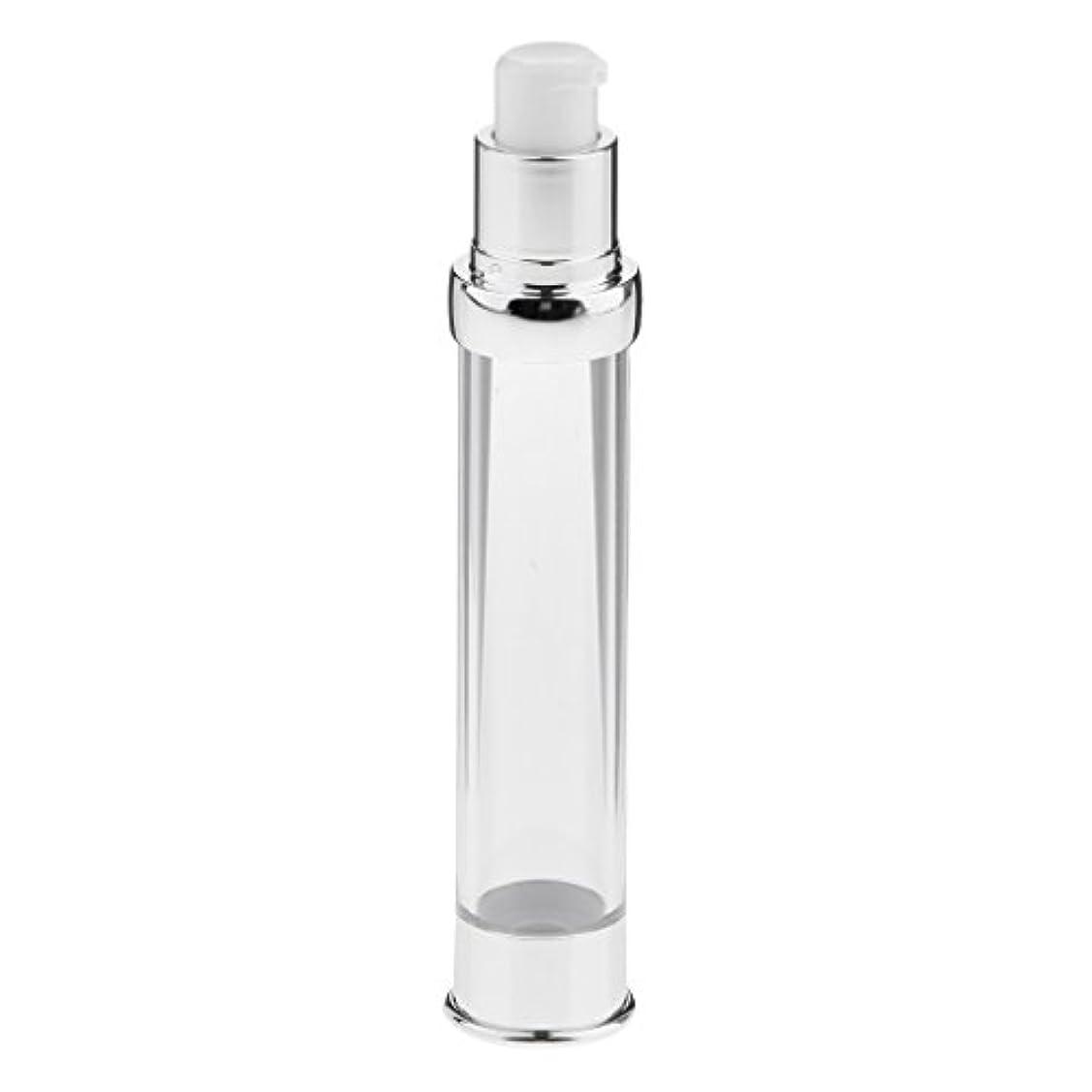 国籍司書倉庫ポンプボトル コスメ用 詰替え 収納ボトル 化粧 クリーム メイク道具 4サイズ選択 - 30ml