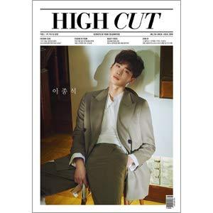 [画像:韓国雑誌 HIGH CUT(ハイカット) 234号 (イ・ジョンソク表紙)]