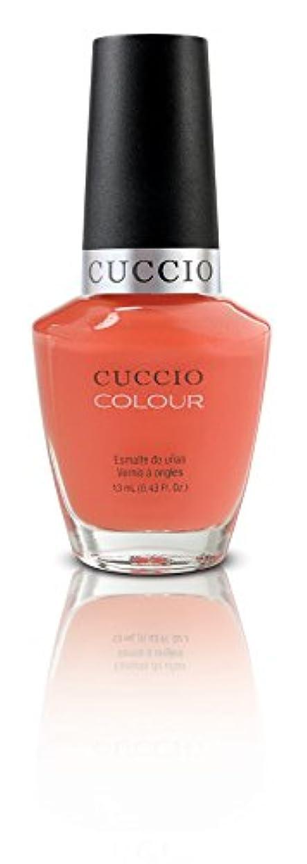 混乱した適度に島Cuccio Colour Gloss Lacquer - California Dreamin' - 0.43oz / 13ml