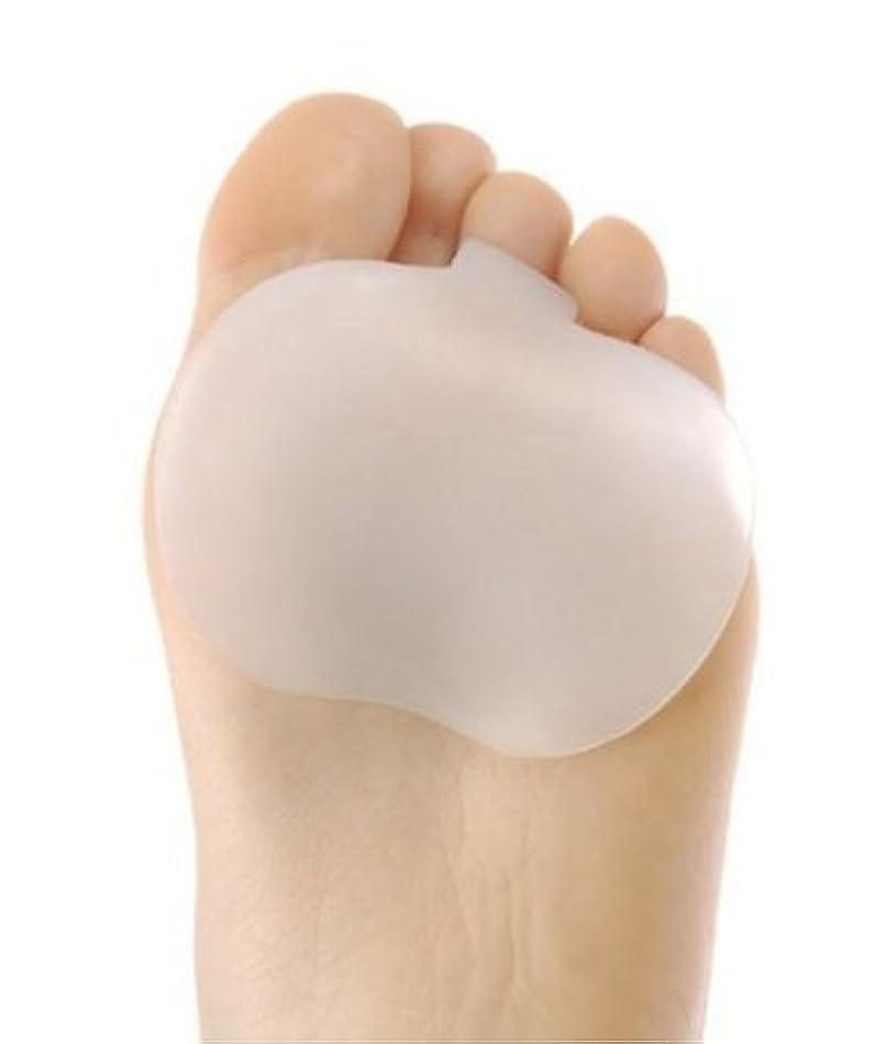 浴法医学固体足裏保護パッド (2個入り)