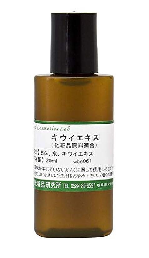 ハム軽大宇宙キウイエキス 20ml 【手作り化粧品原料】