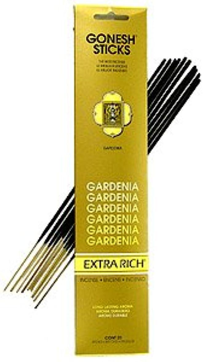 聴覚障害者本気織機Gardenia – Goneshスティックお香