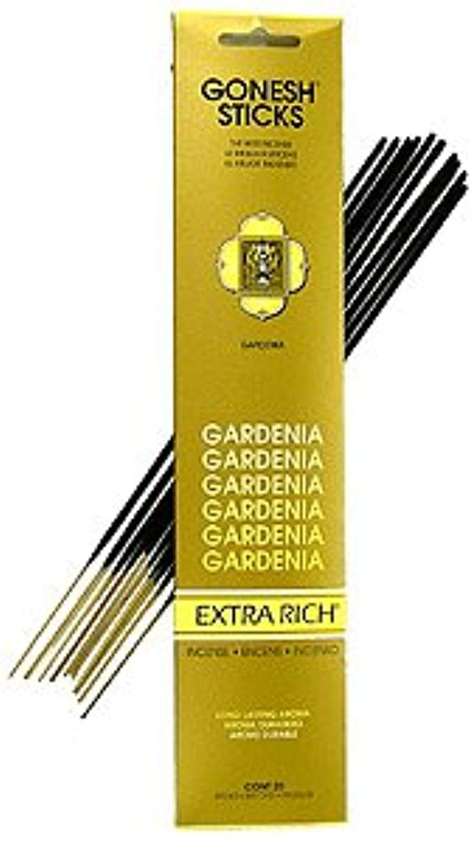 Gardenia – Goneshスティックお香