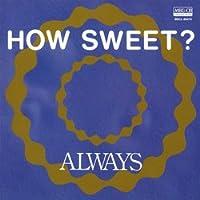 HOW SWEET? (MEG-CD)