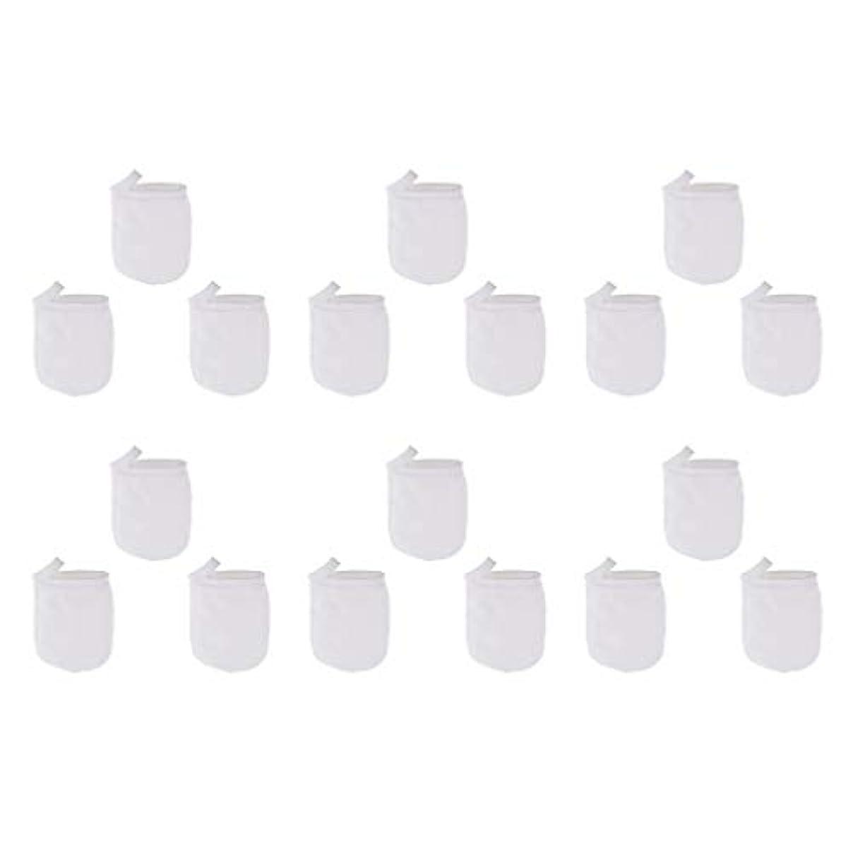 アブセイ尋ねる厚さ洗顔手袋 フェイスクレンジング手袋 再利用可能な 柔らかい マイクロファイバー リムーバー 洗顔