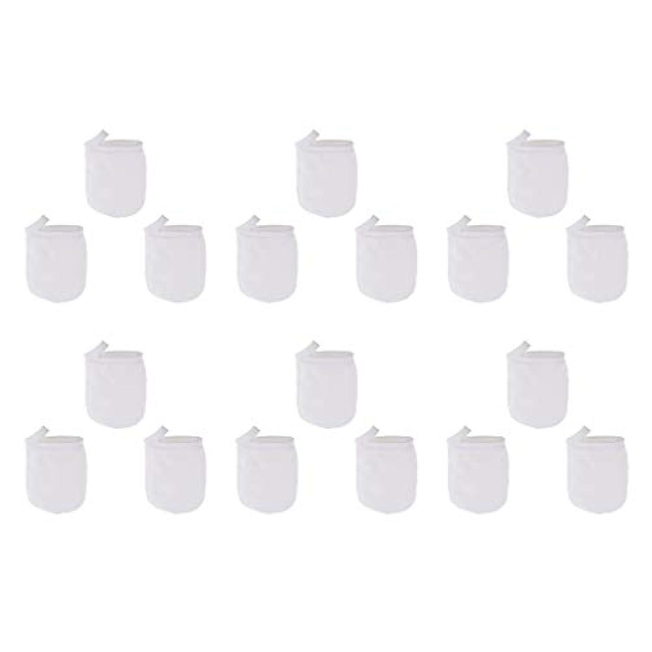 虫を数えるクライマックスまとめる洗顔手袋 フェイスクレンジング手袋 再利用可能な 柔らかい マイクロファイバー リムーバー 洗顔