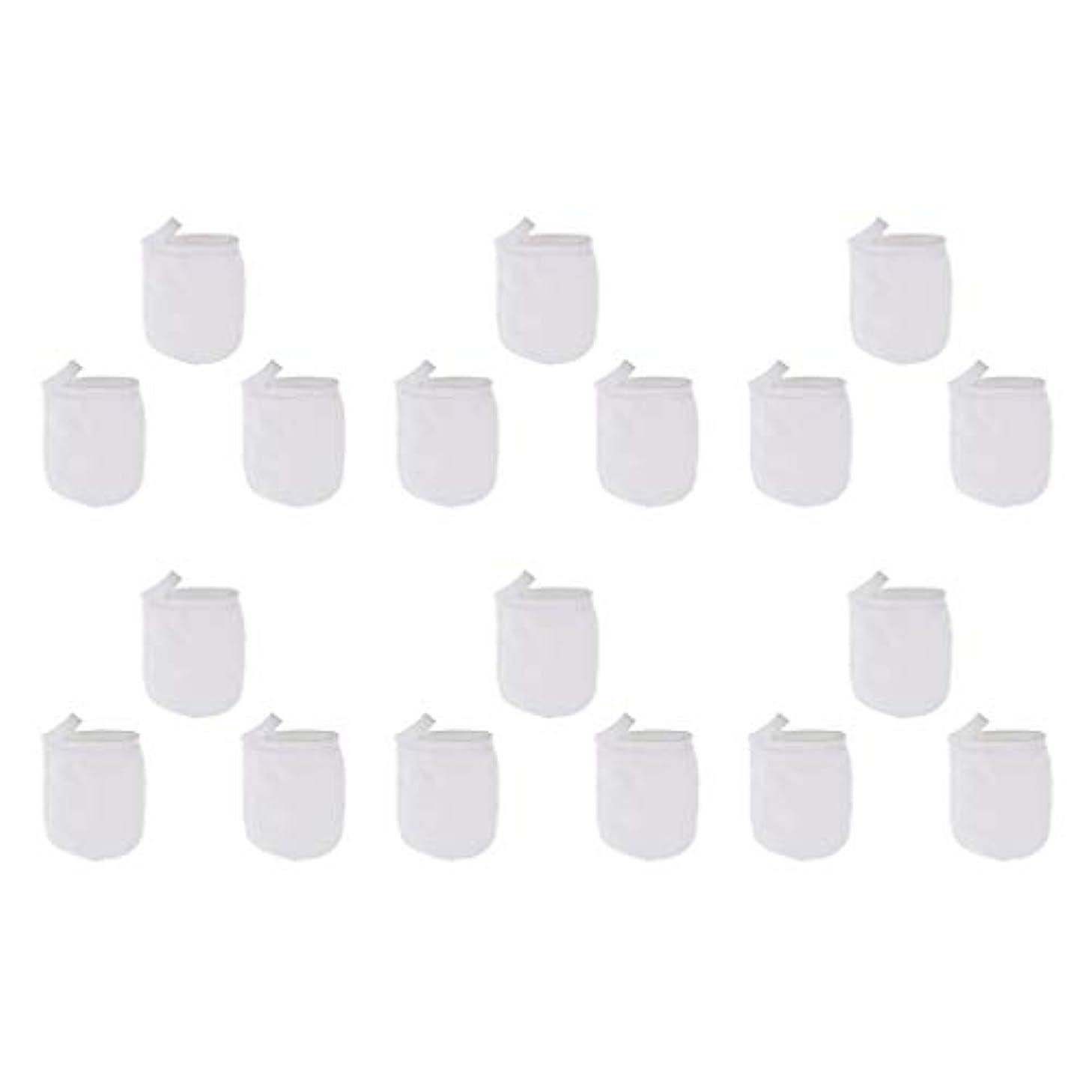 マーケティングお金ゴム追放する洗顔手袋 フェイスクレンジング手袋 再利用可能な 柔らかい マイクロファイバー リムーバー 洗顔
