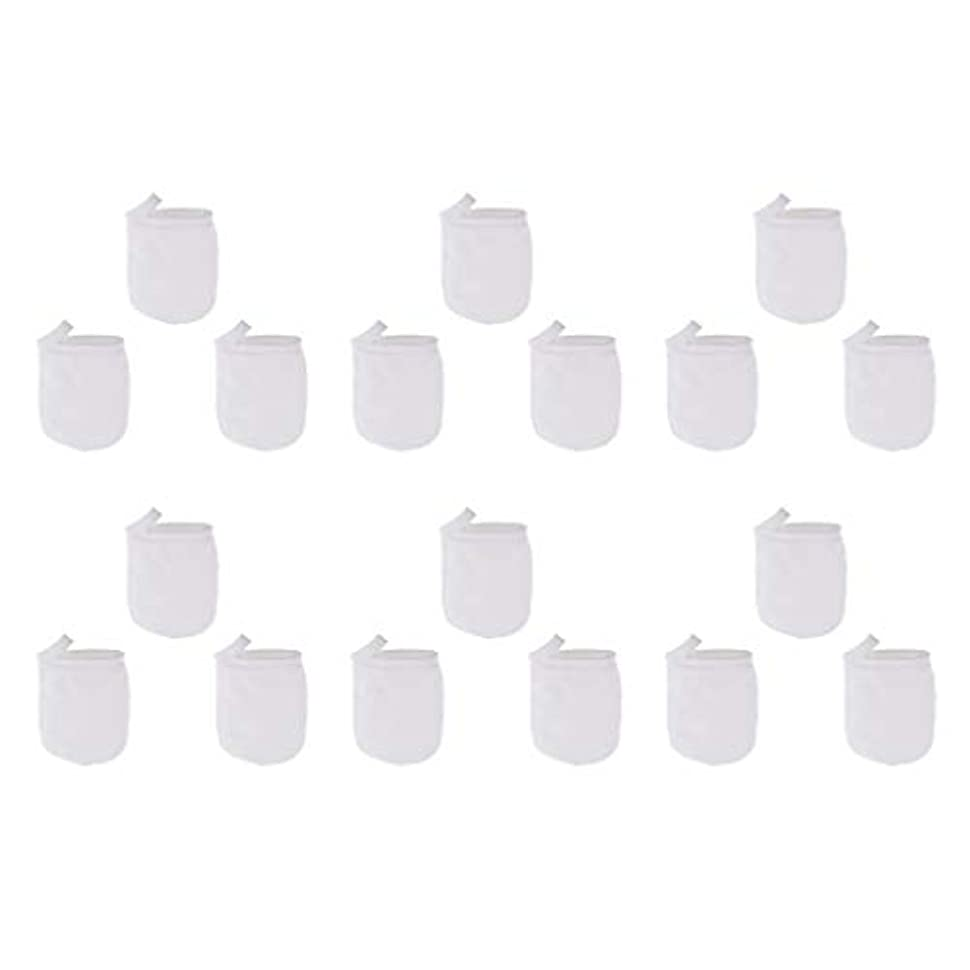 物理十分なラショナル洗顔手袋 フェイスクレンジング手袋 再利用可能な 柔らかい マイクロファイバー リムーバー 洗顔