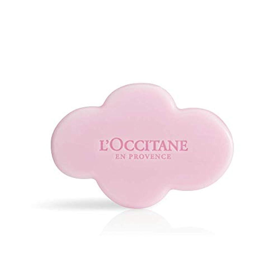 背骨ええ竜巻ロクシタン(L'OCCITANE) フェスティブガーデン シア ソープ 150g 石鹸 スパークリングフローラル