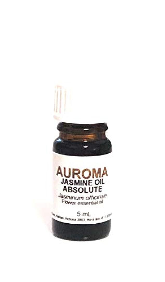 高尚なシェーバーカウントアップAUROMA ジャスミン abs 5ml