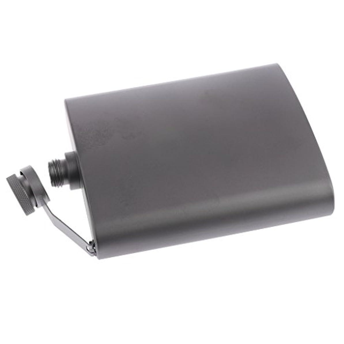 純正表面石油Perfeclan 携帯用 超軽量 ヒップフラスコ スキットル チタン製ボトル ポータブル ポケットサイズ 安全 健康
