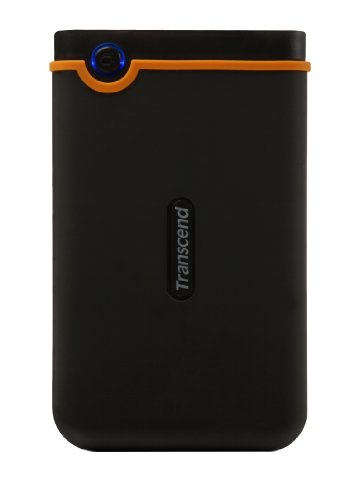Transcend ポータブルHDD StoreJet 2.5 Mobile SATA 500GB TS500GSJ25M