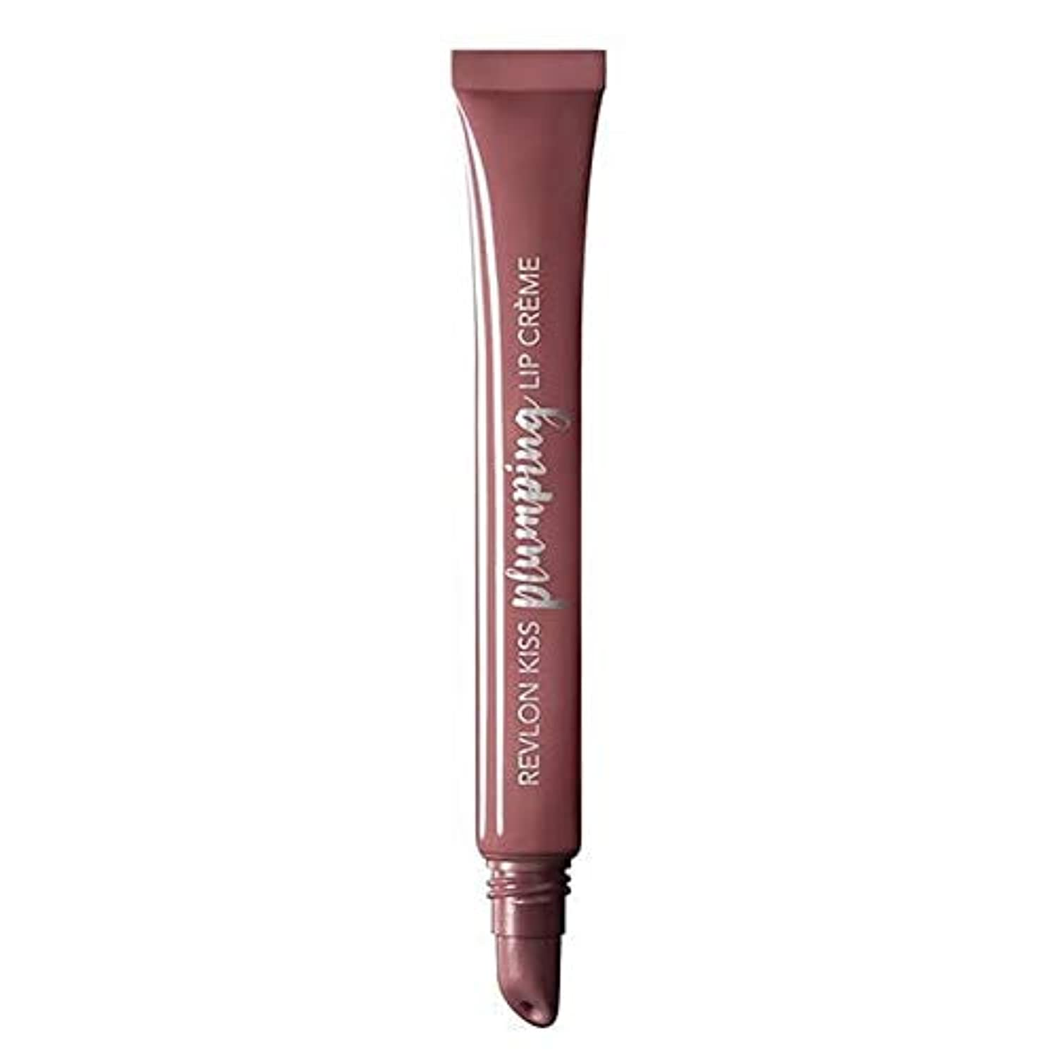 シニス鷲増幅[Revlon ] レブロンキス膨化リップクリームのベルベットのミンク - Revlon Kiss Plumping Lip Cr?me Velvet Mink [並行輸入品]