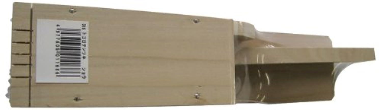 星野工業 パスタマシン ナチュラル サイズ:幅4.4×奥行23×高さ5.1cm
