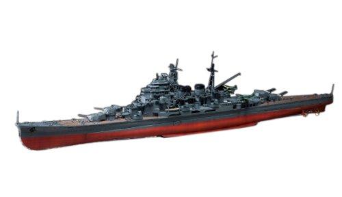 青島文化教材社 1/350 アイアンクラッド [鋼鉄艦] 重巡洋艦 摩耶 1944