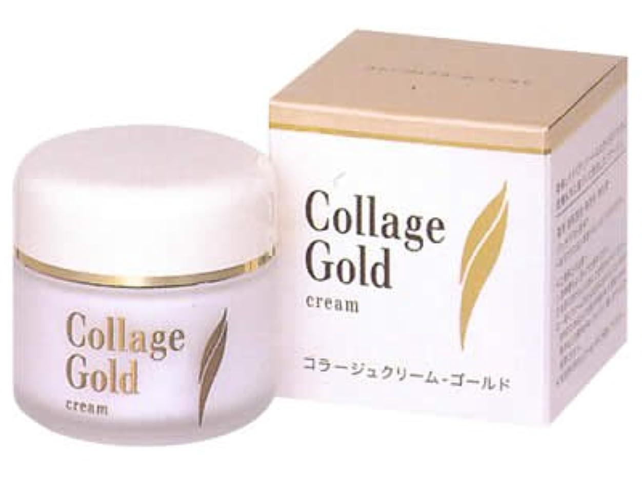 目立つ力学音楽を聴くコラージュ クリーム-ゴールドS 35g (医薬部外品)