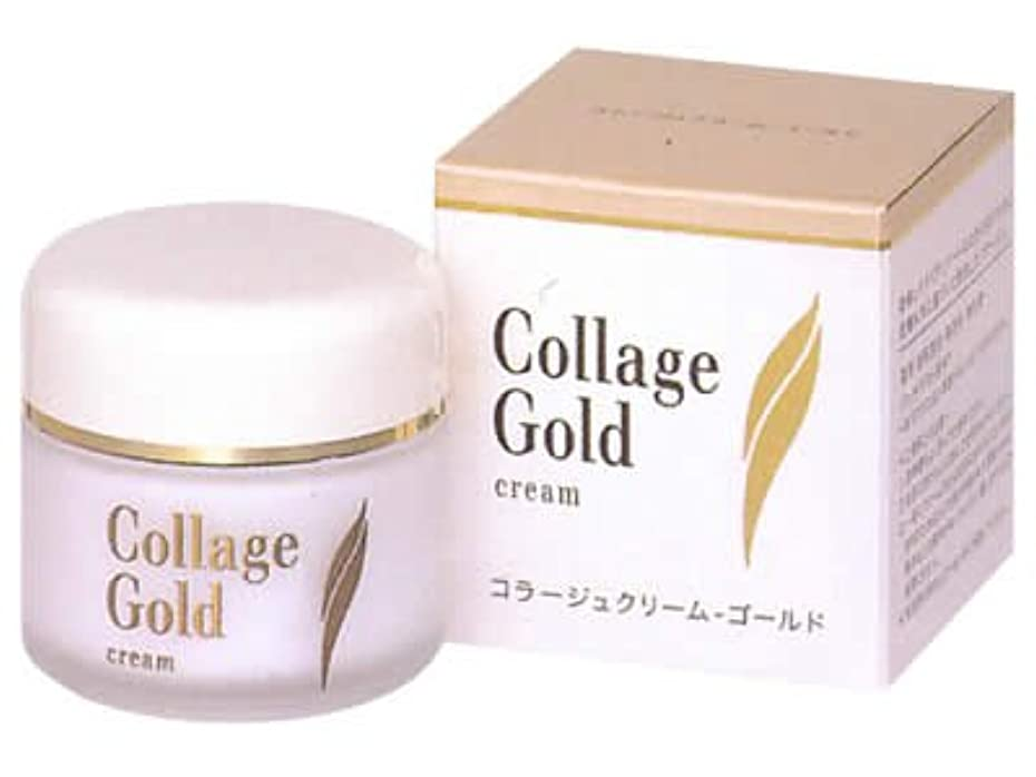 原始的なテストピストルコラージュ クリーム-ゴールドS 35g (医薬部外品)