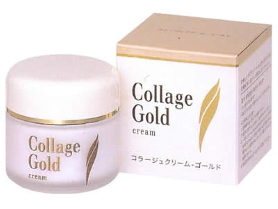 ヘルパー単調なファシズムコラージュ クリーム-ゴールドS 35g (医薬部外品)