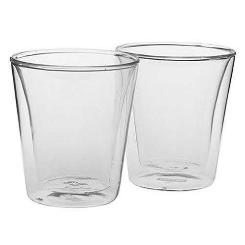 Bodum (ボダム) ワイングラス グラス 200ml×8個セット キャンティーンダブルウオールグラス
