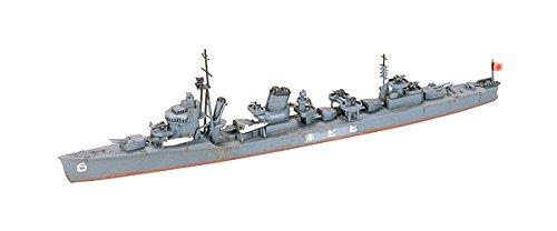 タミヤ 1/700 ウォーターラインシリーズ No.407 日本海軍 駆逐艦 響 プラモデル 31407