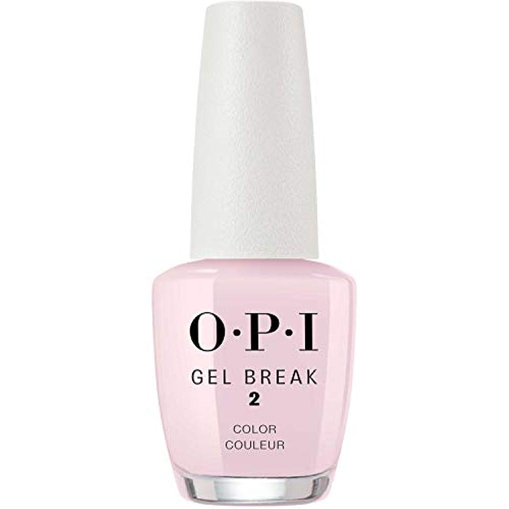 テープ絶望納屋OPI(オーピーアイ) ジェルブレイク NTR03 プロパリー ピンク