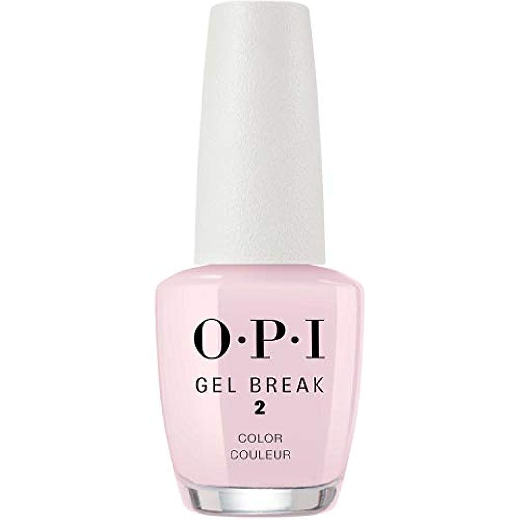 液体計算する減衰OPI(オーピーアイ) ジェルブレイク NTR03 プロパリー ピンク