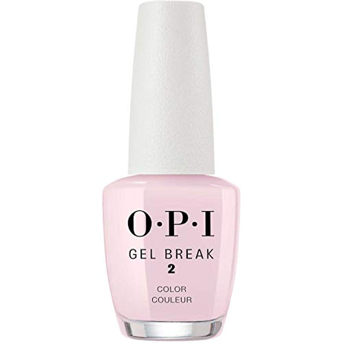 潜在的な価値本気OPI(オーピーアイ) ジェルブレイク NTR03 プロパリー ピンク