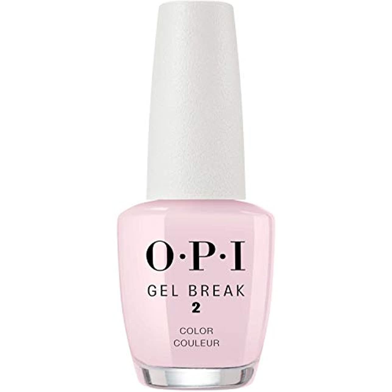 歯秋許容OPI(オーピーアイ) ジェルブレイク NTR03 プロパリー ピンク