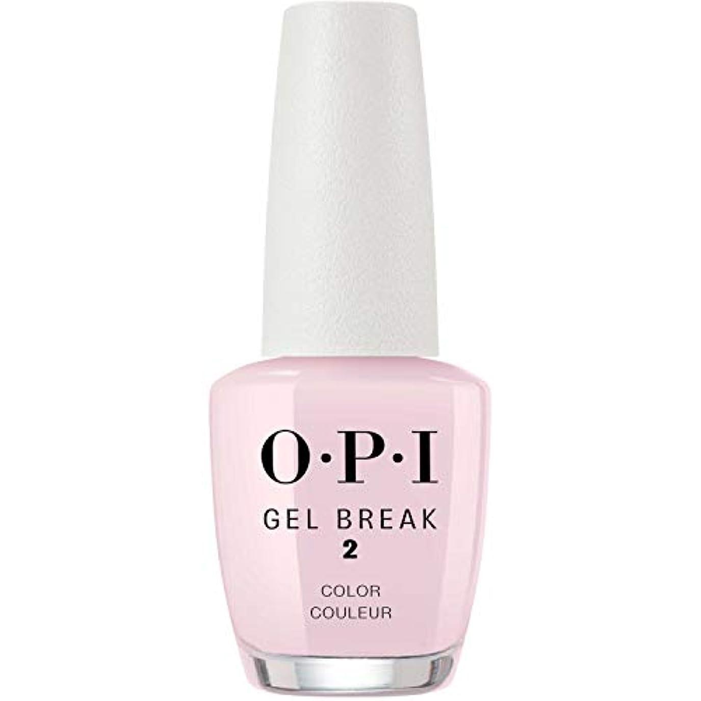 エスカレートレッスン田舎者OPI(オーピーアイ) ジェルブレイク NTR03 プロパリー ピンク