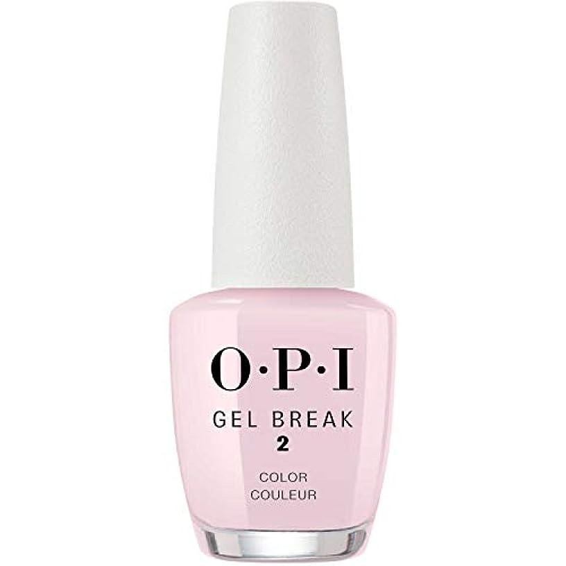 ドレス幻滅墓OPI(オーピーアイ) ジェルブレイク NTR03 プロパリー ピンク