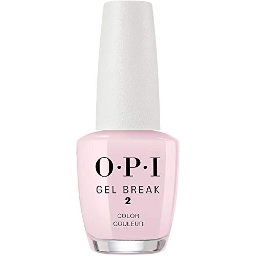 花婿耐久霧OPI(オーピーアイ) ジェルブレイク NTR03 プロパリー ピンク