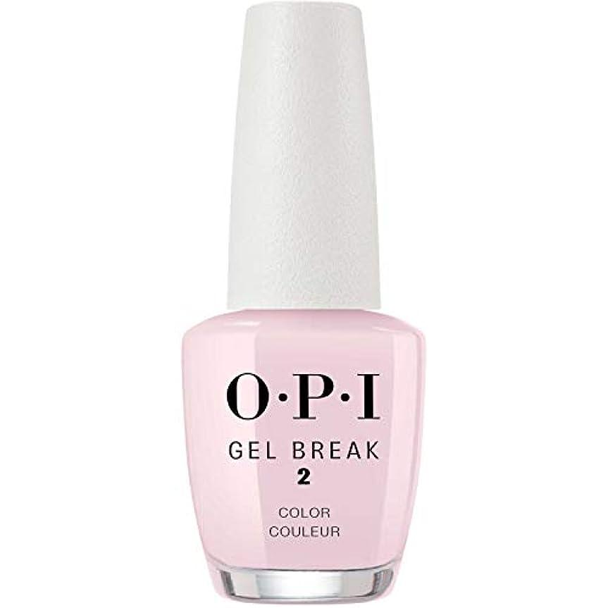愛する売る主にOPI(オーピーアイ) ジェルブレイク NTR03 プロパリー ピンク