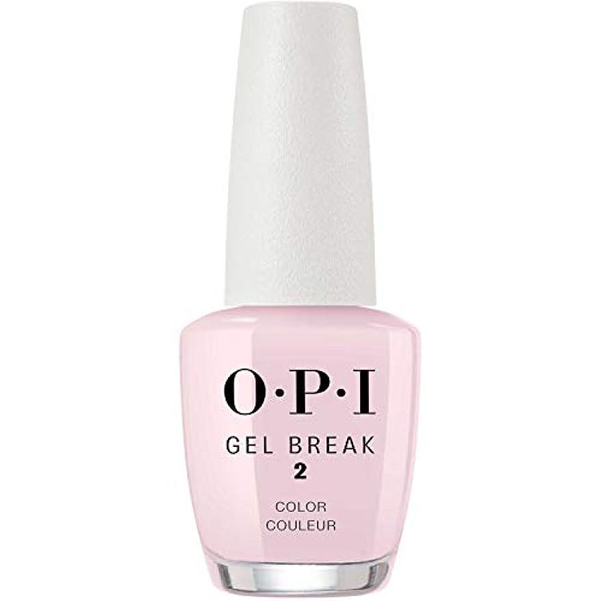 浅いマントル写真OPI(オーピーアイ) ジェルブレイク NTR03 プロパリー ピンク