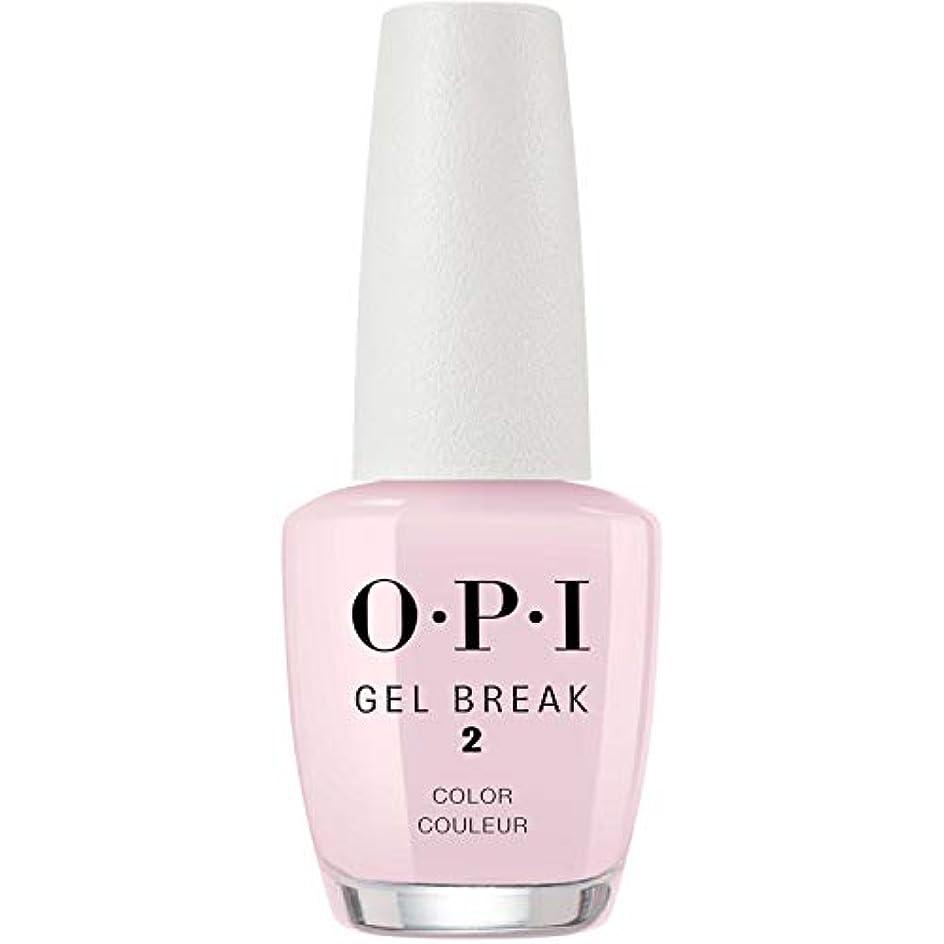 トムオードリース天皇地域OPI(オーピーアイ) ジェルブレイク NTR03 プロパリー ピンク