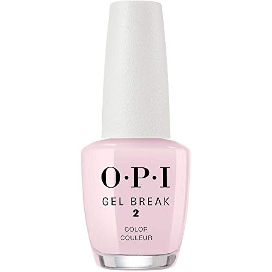 配管工出来事廃棄OPI(オーピーアイ) ジェルブレイク NTR03 プロパリー ピンク