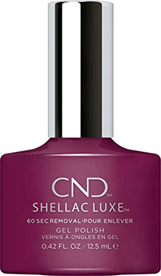 気怠い痴漢国際CND Shellac Luxe - Vivant - 12.5 ml / 0.42 oz
