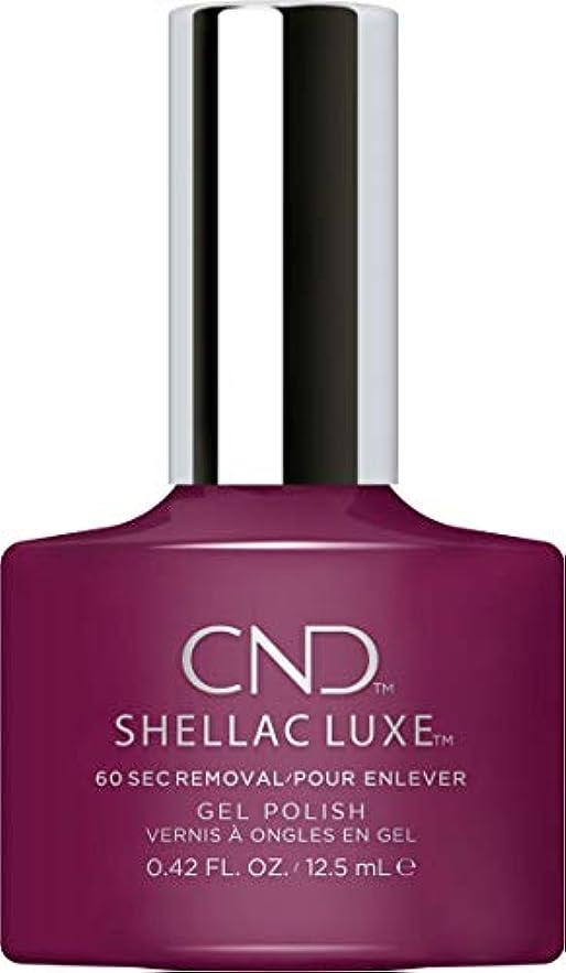 伝導雰囲気スキャンダルCND Shellac Luxe - Vivant - 12.5 ml / 0.42 oz