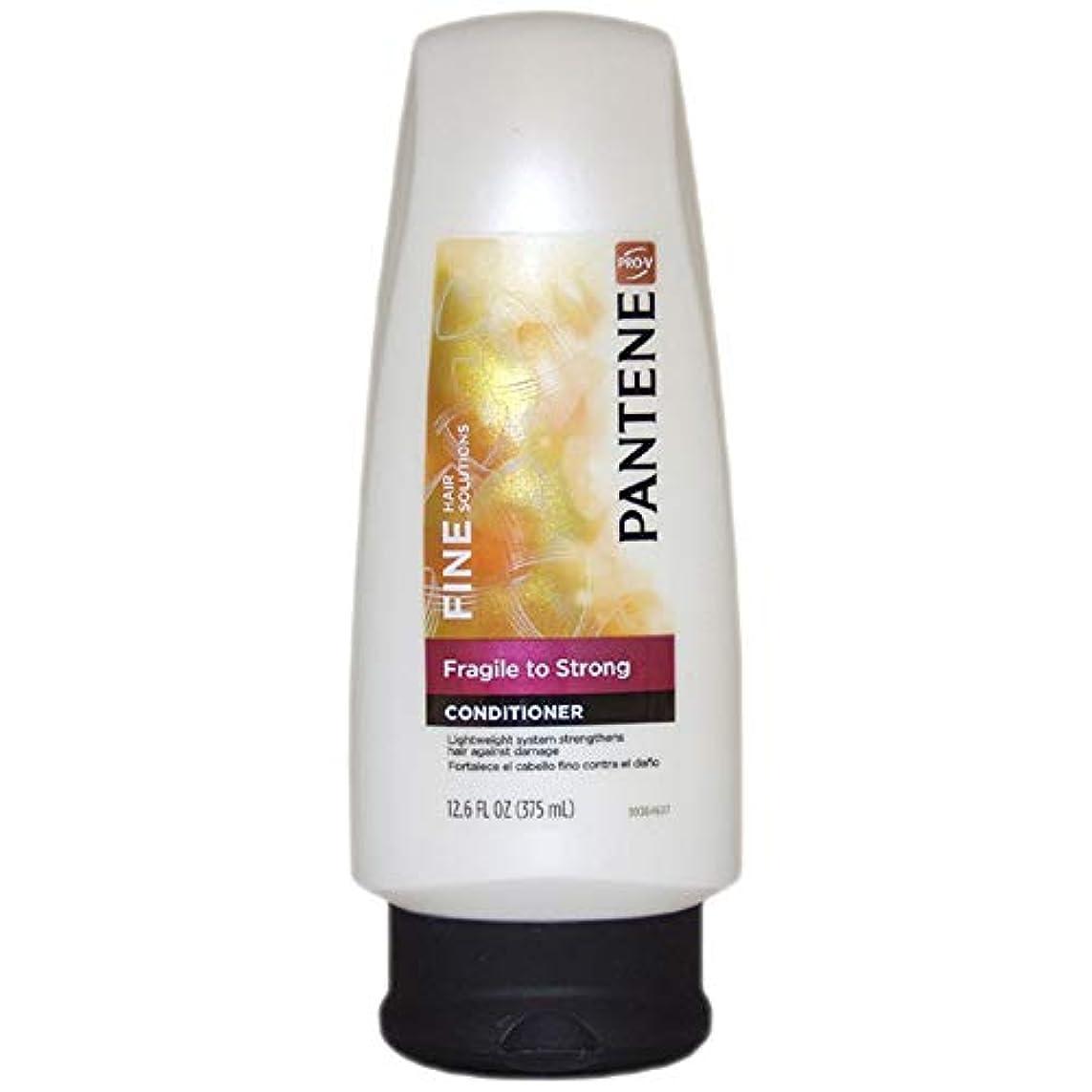 気晴らし息を切らしてタウポ湖Pro-V Fine Hair Solutions Fragile to Strong Conditioner
