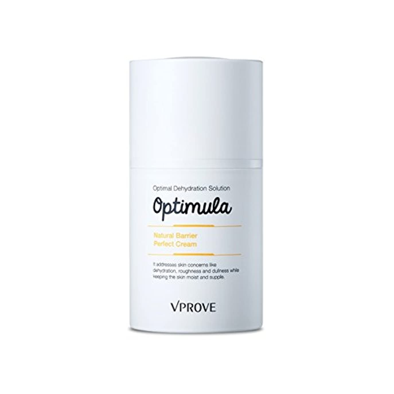 ラフ口径教えるVPROVE オプチミュラ ナチュラル バリア パーフェクト クリーム/Optimula Natural Barrier Perfect Cream(50ml) [並行輸入品]