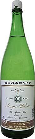 蒼龍 セレクト 白 1800ml [日本/白ワイン/辛口/ミディアムボディ/1本]