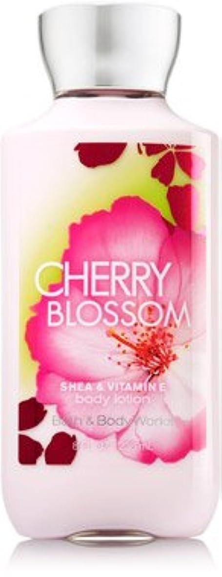 クーポン温度貧しい[Bath&Body Works] ボディローション チェリーブロッサム Cherry Blossom(並行輸入品)