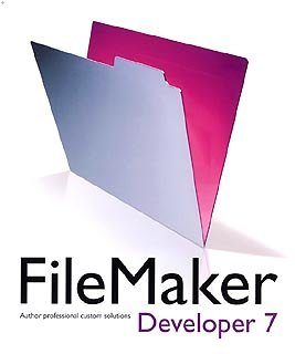 FileMaker Developer 7 Windows版