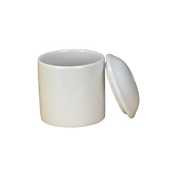 タツクラフト ミニ 骨壷 2寸 白無地 ホワイ...の紹介画像2