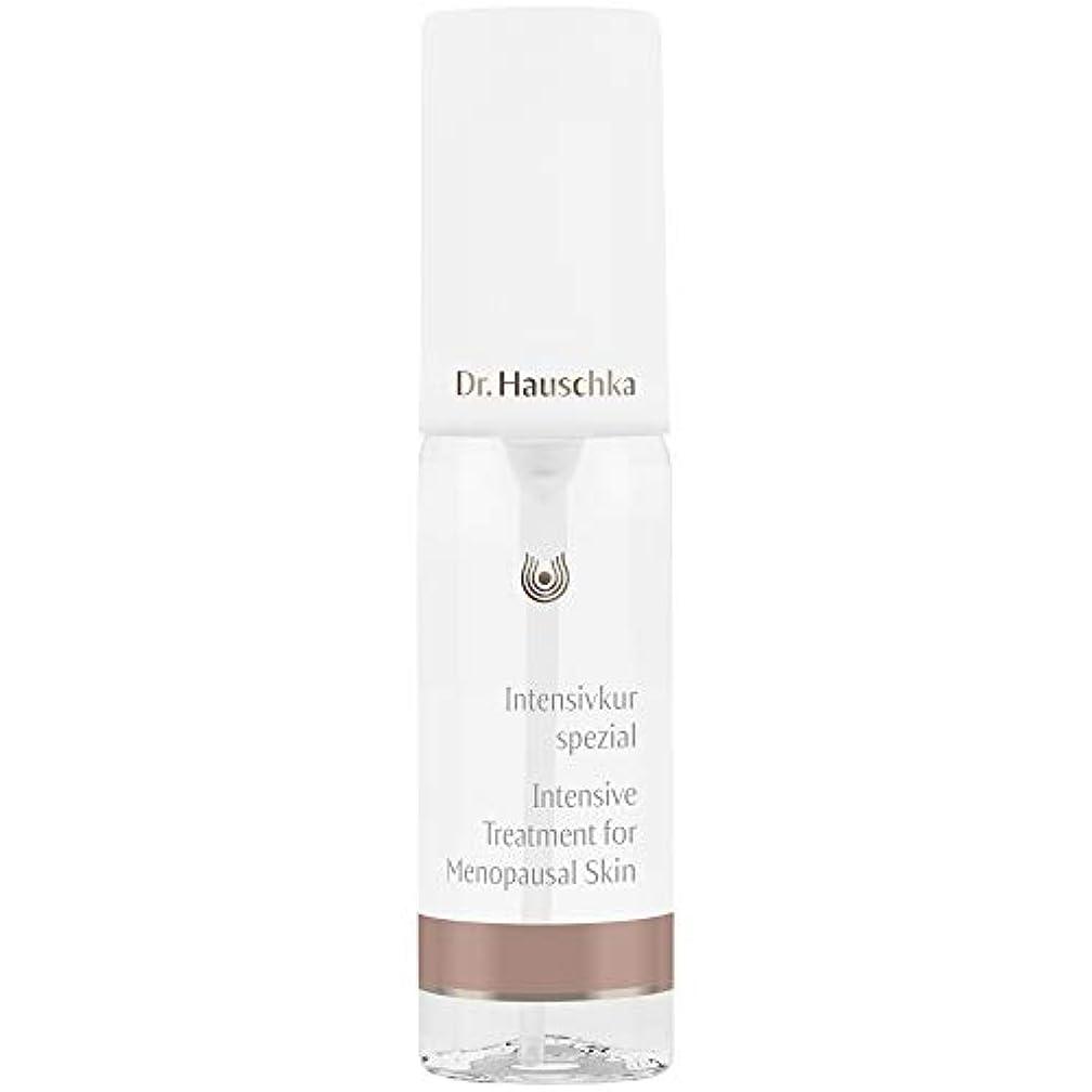 硬さトーン発音する[Dr Hauschka] 更年期の皮膚05 40ミリリットルのためのDrハウシュカ集中治療 - Dr Hauschka Intensive Treatment for Menopausal Skin 05 40ml [...