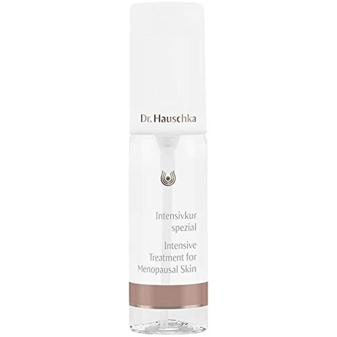 ウール偏差時計[Dr Hauschka] 更年期の皮膚05 40ミリリットルのためのDrハウシュカ集中治療 - Dr Hauschka Intensive Treatment for Menopausal Skin 05 40ml [...