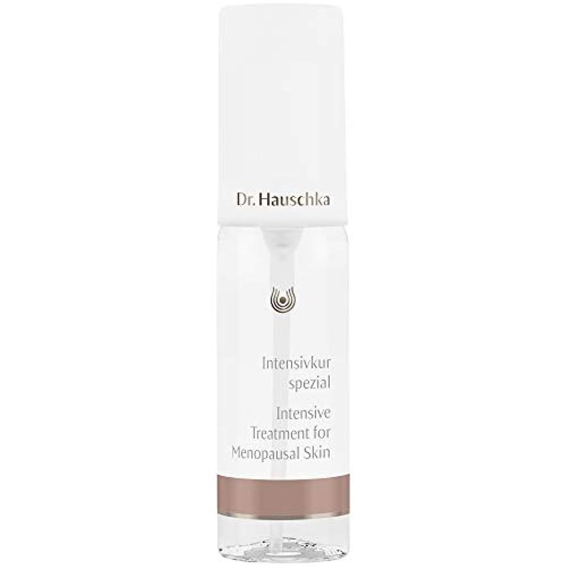 毛皮先見の明振るう[Dr Hauschka] 更年期の皮膚05 40ミリリットルのためのDrハウシュカ集中治療 - Dr Hauschka Intensive Treatment for Menopausal Skin 05 40ml [...