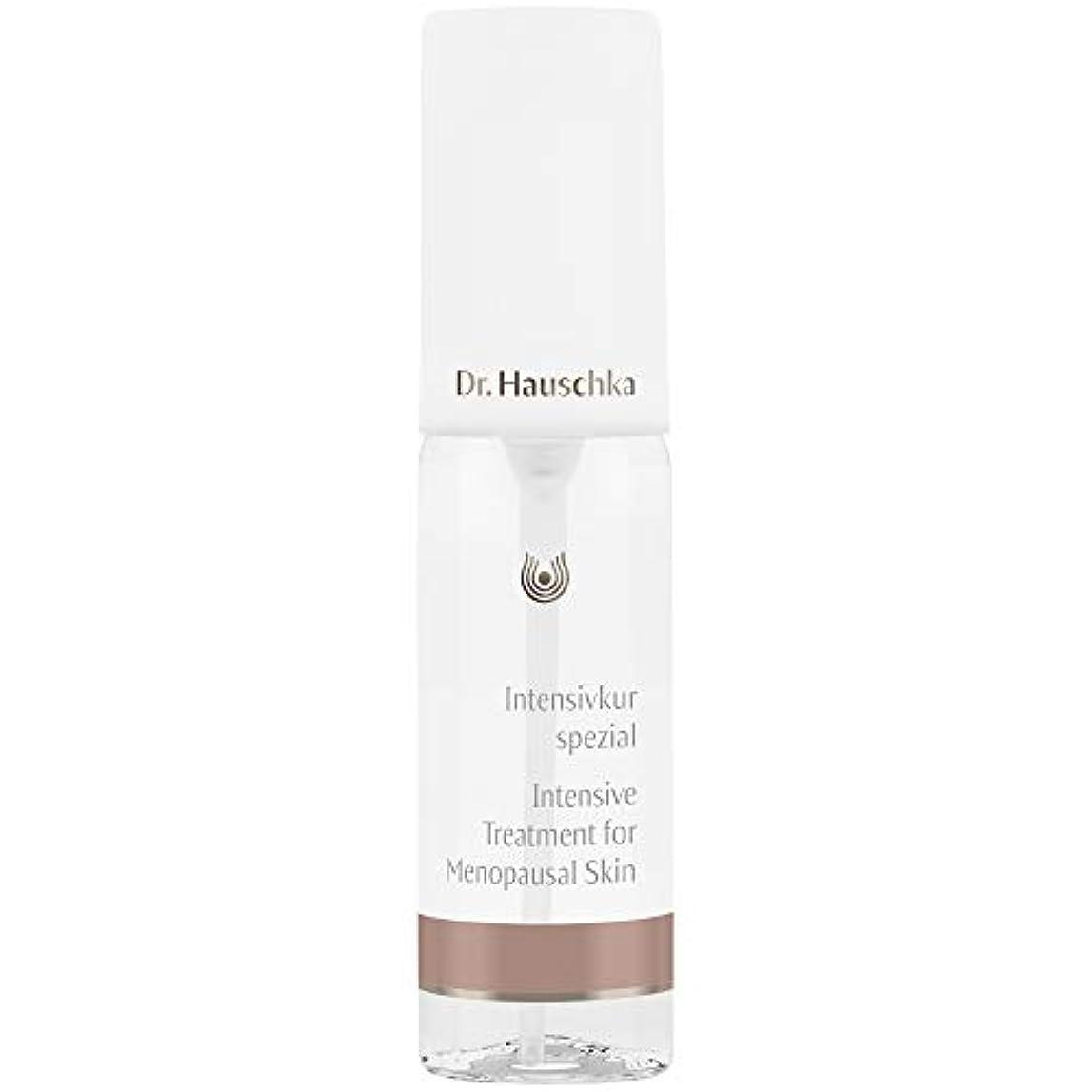 スポーツ隔離するより平らな[Dr Hauschka] 更年期の皮膚05 40ミリリットルのためのDrハウシュカ集中治療 - Dr Hauschka Intensive Treatment for Menopausal Skin 05 40ml [...